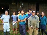 10月8プチ畑ツアー