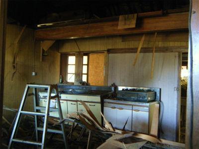 2月16キッチン解体