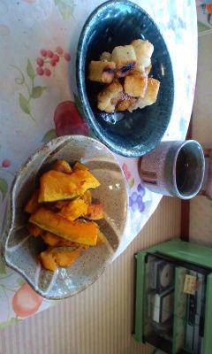 1月7かぼちゃ料理